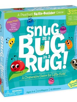 "Toys & Games ""Snug As A Bug In A Rug"" Game"