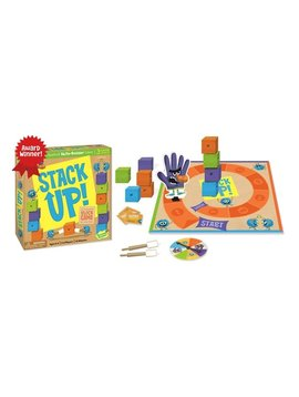 Toys & Games Stack Up! Block Game