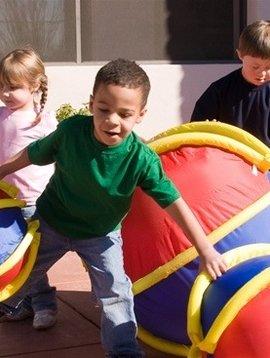 "Toys & Games 7"" Mini Rib-it Ball"