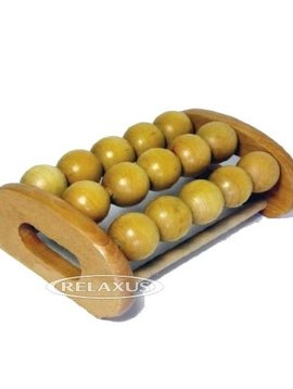 Toys & Games Relaxus Foot & Body Wooden Roller
