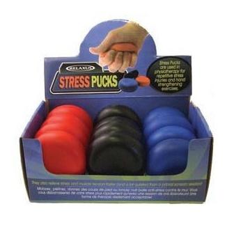 Classroom Aid Foam Stress Pucks