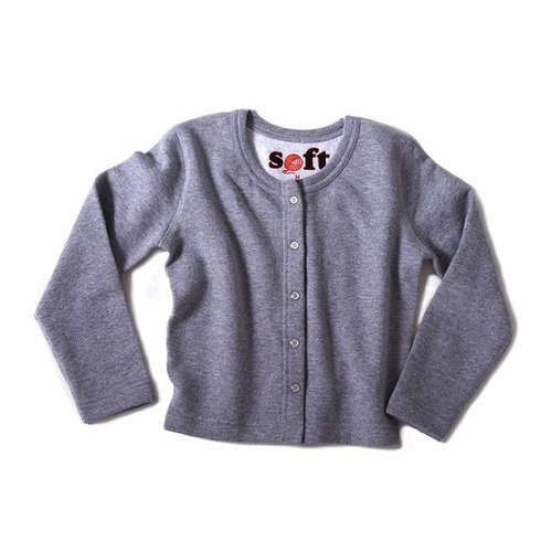 Sensory Clothing SOFT Sensory Soft French Cardigan