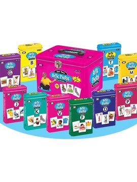Therapy Equipment Super Duper® Artic Photos Fun Decks® Combo Set 2 - For Articulation & Language