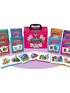 Therapy Equipment Webber® Phonology Combo Cards (Includes All 8 Sets)