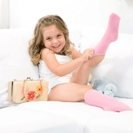 Sensory Clothing SmartKnit Kids Seamless Sensitivity Socks