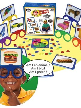 """Toys & Games AWARD WINNING! Jeepers Peepers """"Ask and Answer"""" Game"""
