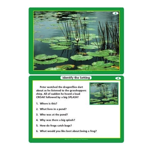 Therapy Equipment Webber® Inferencing BIG Deck