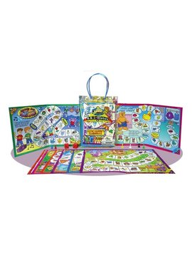 Therapy Equipment Super Duper® Say & Do® Artic Games - S, R, L and Blends