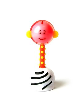 Toys & Games Award Winning! SmartNoggin Noggin Stik Developmental Light-up Rattle