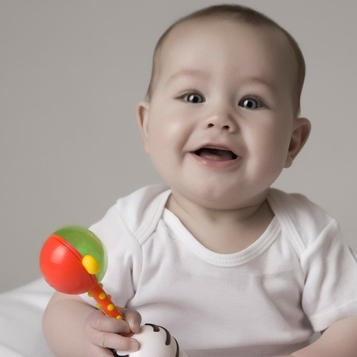 Toys & Games SmartNoggin Noggin Stik Developmental Light-up Rattle