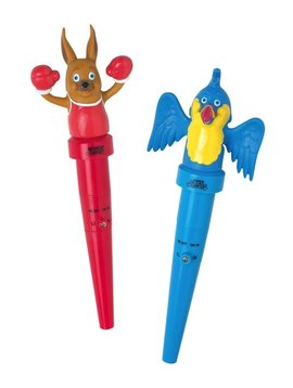Therapy Equipment Abilitations Parrot & Kangaroo Jigglers Chewable Oral Massagers (Set of 2)