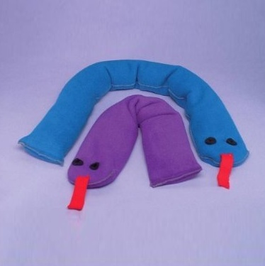 Therapy Equipment Large Weighted Shoulder Snake