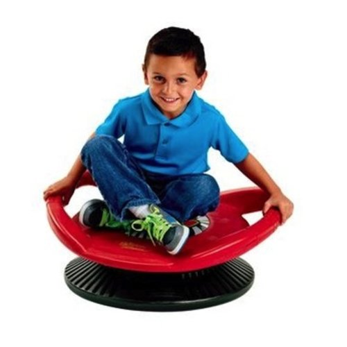 Toys & Games OVERSIZED ITEM: Toy Spin Disc - The Ultimate Sensory Integration Toy!