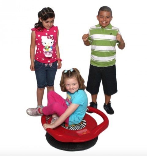 Toys & Games Toy Spin Disc - The Ultimate Sensory Integration Toy!
