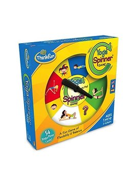 Toys & Games Yoga Spinner Game—Toy Fair Top Pick!