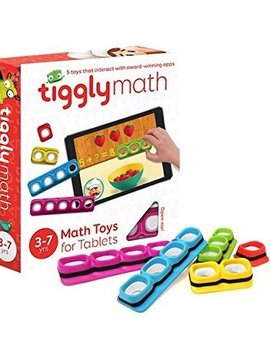 Toys & Games Tiggly Math Learning System for Kids 3-7