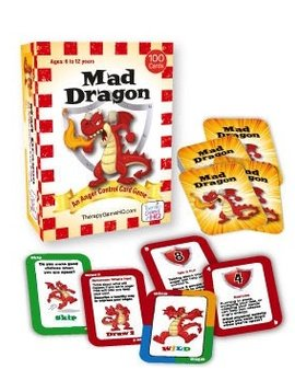 Toys & Games Mad Dragon: An Anger Control Card Game