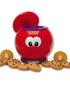Toys & Games Learn with Me - Count and Learn Cookie Jar