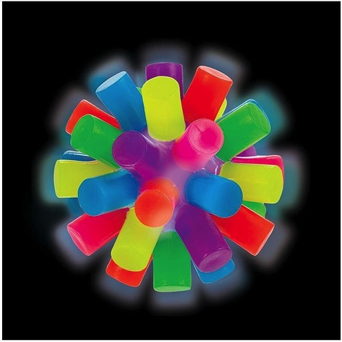 Toys & Games Light-Up Visual Sensory, Fidget Asterix Ball