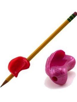 Classroom Aid The Crossover Grip Pencil Grip - Metallic (Single)