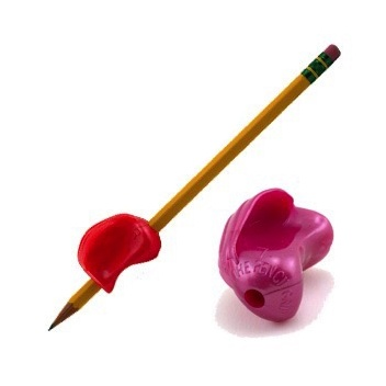 Classroom Aid The Crossover Grip Pencil Grip - Metallic (Single)