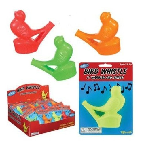 Toys & Games Warbling Bird Water Whistle