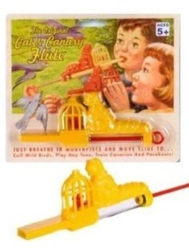 Sound & Lights Cat 'n Canary Slide Whistle