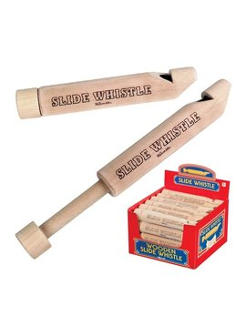 Sound & Lights Wooden Slide Whistle
