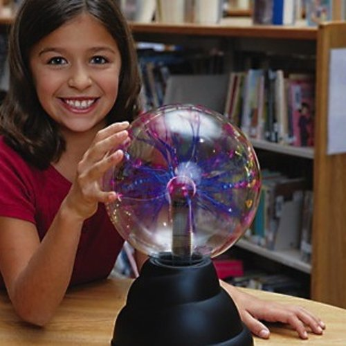 Sound & Lights Mesmerizing Plasma 360 Orb Light & Ultimate Lighting Ball!