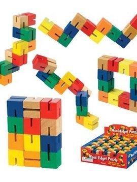 Classroom Aid Wood Fidget Puzzle