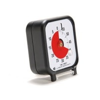 """Classroom Aid Time Timer 3"""" With Audible Option"""
