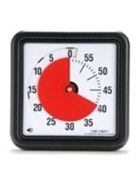 "SENSORY Time Timer Original 8"" With Audible Option"