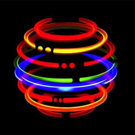 Toys & Games MIni Spectra Spinning Light-up Globe