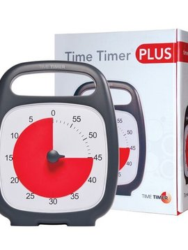 "Classroom Aid Time Timer PLUS 7"" - Teachers Choice Award Winner!"