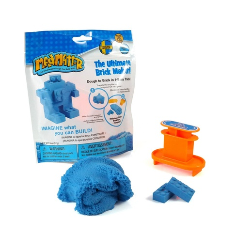 Toys & Games WINNER ASTRA BEST TOYS FOR KIDS AWARD! Mad Mattr Ultimate Brick Maker