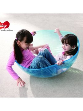 Toys & Games Weplay Clear Rocking Bowl