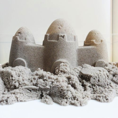 Toys & Games WABA Fun Kinetic Sand - Brings the beach indoors! 2.2 LB
