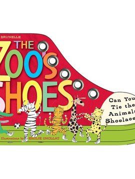 Toys & Games The Zoo's Shoes