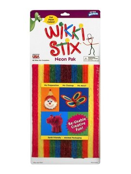 "Toys & Games Wikki Stix Neon Pak - 48 x 8"" Stix"