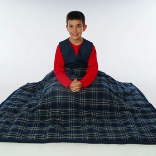 "Special Order 56"" x 76"" Large Weighted Cozy Comforter (25 lb)"