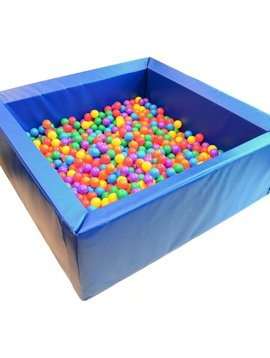 """Special Order 72"""" and 84"""" Giant Ball Pools with Floor Mats *Available in 16 Colors!"""