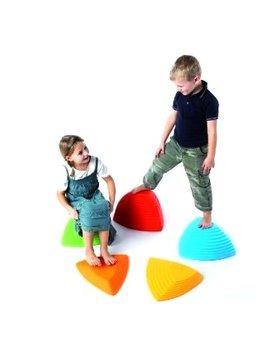 Toys & Games Gonge Hilltops Stones (Set of 5)