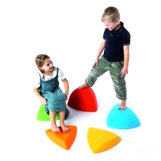Toys & Games Hilltops Balance Stepping Stones