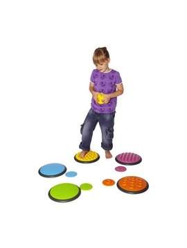 Toys & Games Gonge Tactile Discs - OT Discs for Autism & Sensory Integration (Set of 5)