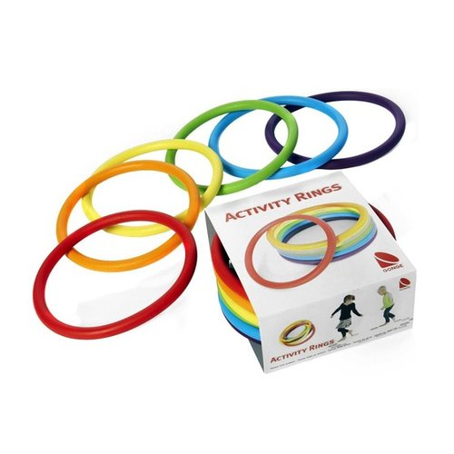 Toys & Games Gonge Activity Rings (Set of 6)