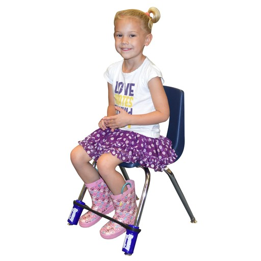 Classroom Aid AWARD WINNING! Bouncy Bands for Elementary School Chairs - The Wiggle While You Work Solution!