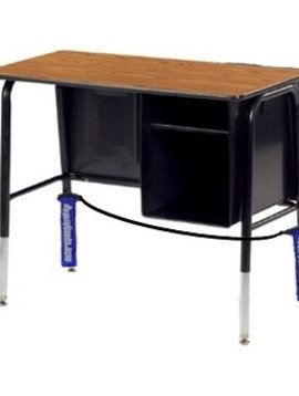 """Classroom Aid AWARD WINNING! Bouncy Bands for Wide Desks (31""""-38"""") - The Wiggle While You Work Solution!"""