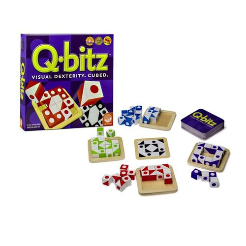 Toys & Games MindWare Q-bitz Game