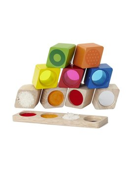 Toys & Games Wonderworld Wonder Sensory Blocks