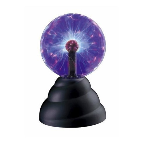 Sound & Lights Mesmerizing Plasma 360 Orb Light